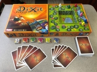 Dixit (棋牌游戏 / 8岁及以上 / 3~6人)